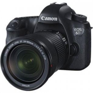 Canon EOS 6D Kit 24-105 IS STM