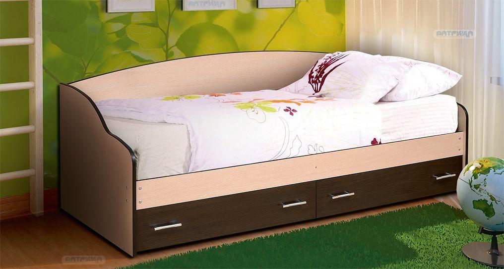 Кровать Софа-3 с ящиками