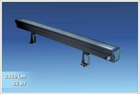 Светодиодный торговый светильник DW 236-10
