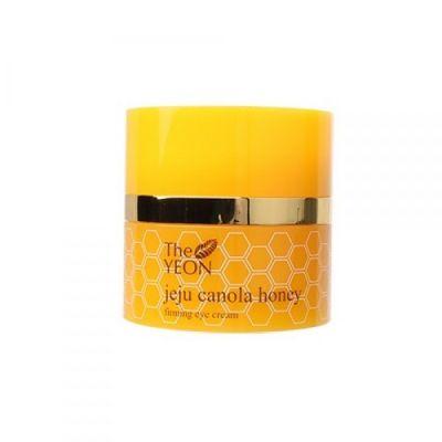 Крем укрепляющий для кожи вокруг глаз TheYEON Jeju Canola Honey Firming Eye Cream 30мл