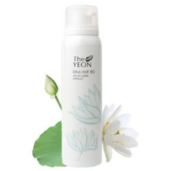 Пилинг-гель с экстрактом  лотоса TheYEON Lotus Roots 365 Silky Skin Bubble Peeling Gel 100мл