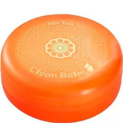 Бальзам очищающий с экстрактом цитруса TheYEON Jeju Yuja Clean Balm 80мл