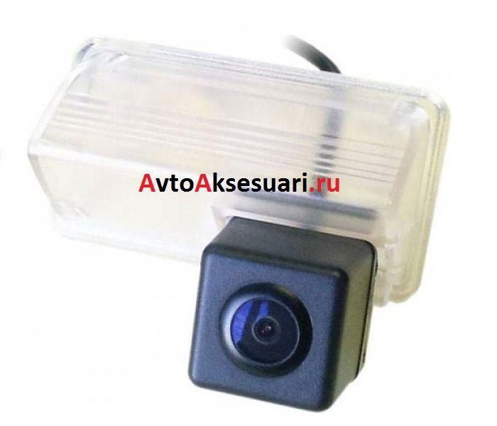 Камера заднего вида для Toyota Highlander (III) 2013+