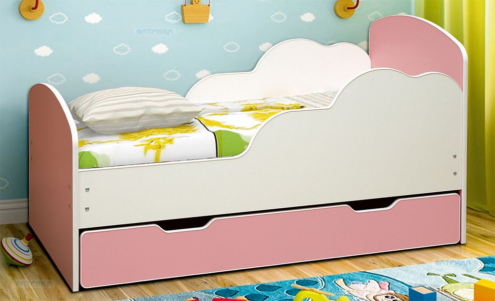 Кровать детская Облака №1