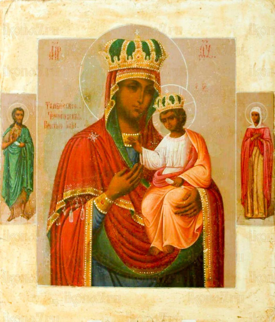 Тамбовская икона Божией Матери (копия старинной)