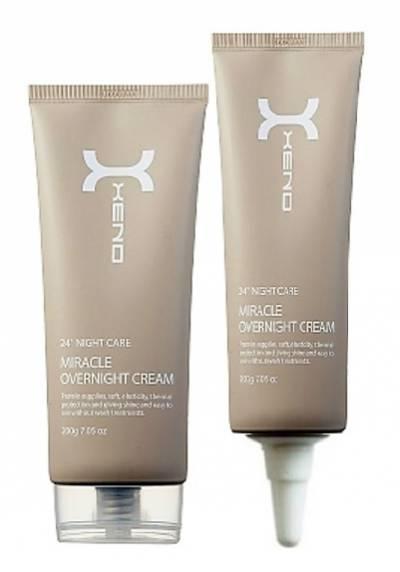 Крем для волос многофункциональный Xeno Miracle Overnight Cream 200г