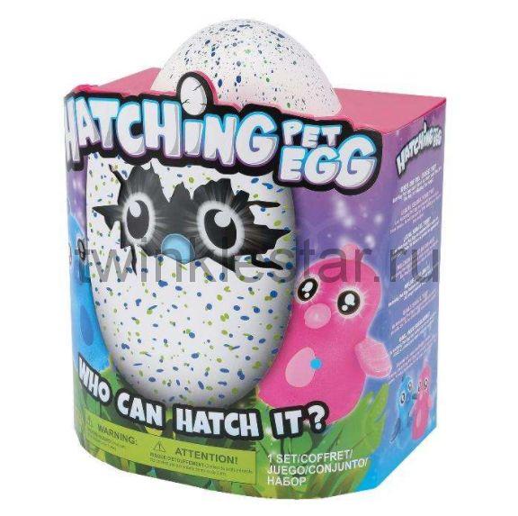 Интерактивный питомец, вылупляющийся из яйца HATCHING PET EGG