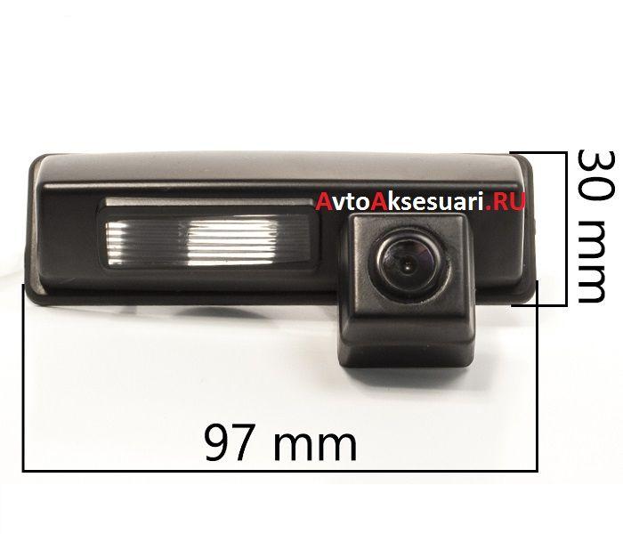 Камера заднего вида для Toyota Sienna (II) 2003-2010