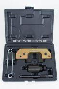 ATA-3810 Набор фиксаторов для дизельных двигателей BMW, Land Rover, Opel M41, M51, 256T (M51), 25DT, X25DT Licota
