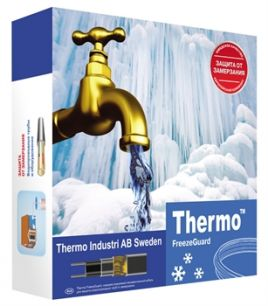 Thermo Комплект для обогрева труб FreezeGuard 25Вт/м (30 м.п.)