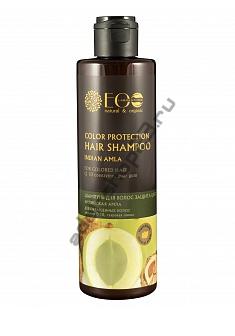 ECOLAB - Шампунь для окрашенных волос Защита цвета