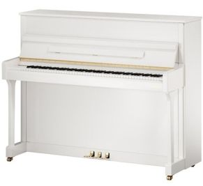 Акустическое пианино Becker CBUP-120PW