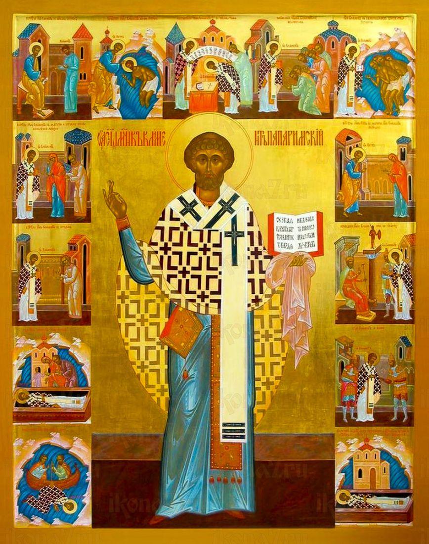 Икона Климент, папа Римский