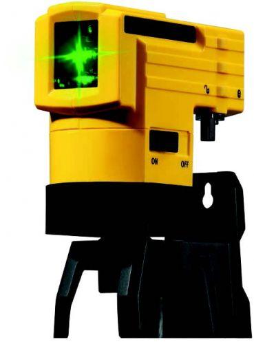 Лазерный линейный уровень STABILA, тип LAX 50 G (зеленый луч)
