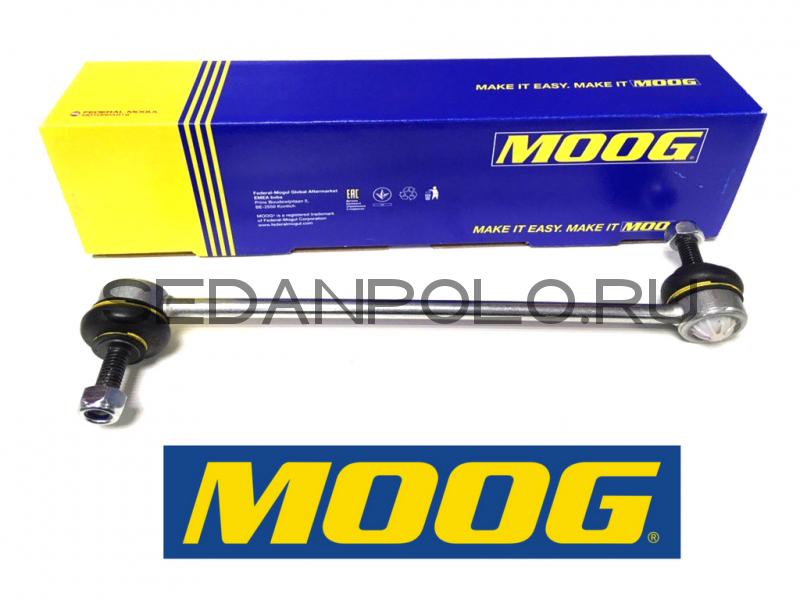 Стойка стабилизатора MOOG для Volkswagen Polo Sedan