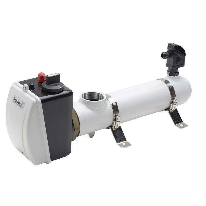 Электронагреватель Pahlen с датчиком потока 12 кВт (нерж.)
