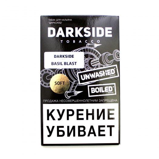 Табак для кальяна Dark Side Soft Basil Blast
