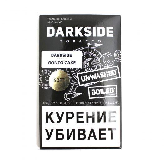 Табак для кальяна Dark Side Soft Gonzo Cake