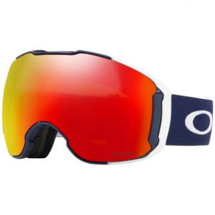 Oakley AIRBRAKE XL USOC Blazing Eagle/Prizm Torch + Prizm Rose
