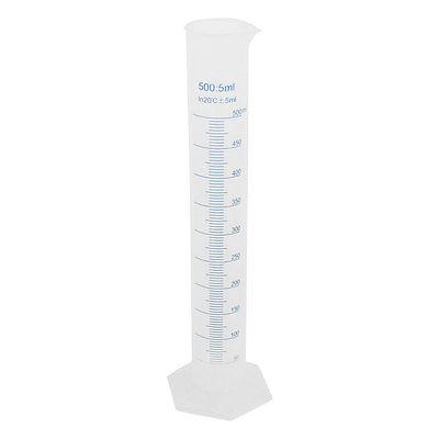 Мерный цилиндр пластиковый, 50 мл