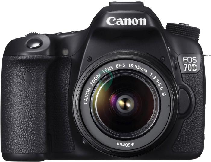 Canon EOS 70D Kit18-55 STM