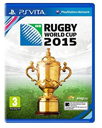 Игра Rugby World Cup 2015 (PS Vita)