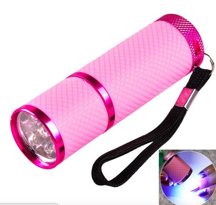 Портативная лампа фонарик