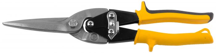 Ножницы по металлу рычажные удлиненные Stayer 290 мм