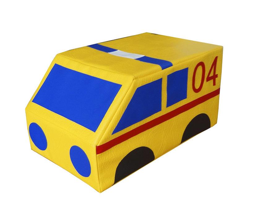 """Контурная игрушка """"Машина газовой службы 04"""""""