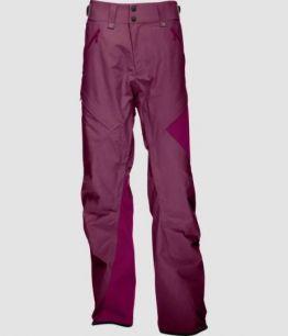 Norröna Narvik Gore-Tex 2L Pants (M) MAGENTIC