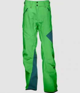 Norröna Narvik Gore-Tex 2L Pants (M) JUNGLE FEVER