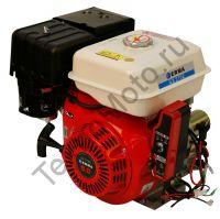Двигатель Erma Power GX270E D20(9 л. с.) электростартер, аналог Honda GX270/ Интернет магазин Тексномото.ру