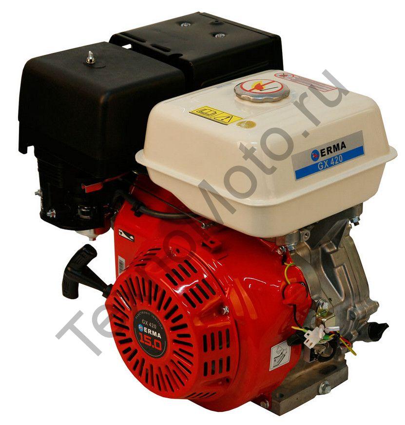 Двигатель Erma Power GX420 D25(15 л. с.) катушка освещения 120Вт
