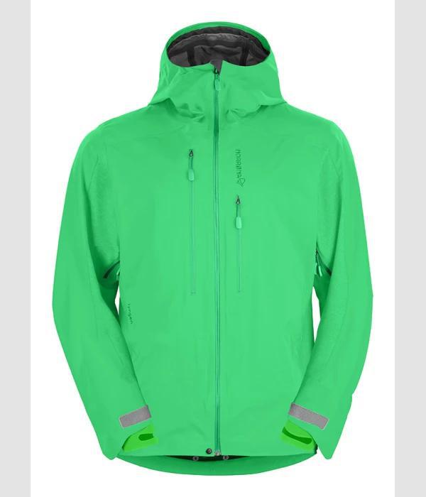 Norrona lyngen hybrid Jacket (M) CHROME GREEN
