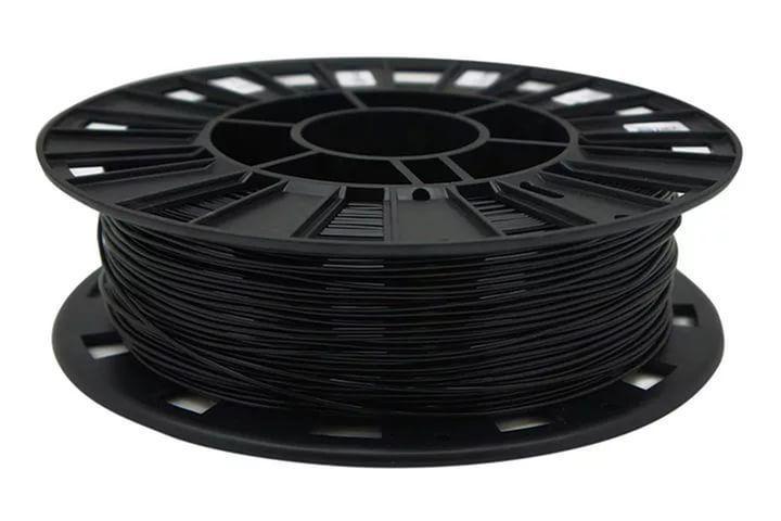Rec flex пластик для 3d принтера ø1.75 черный 0,5кг