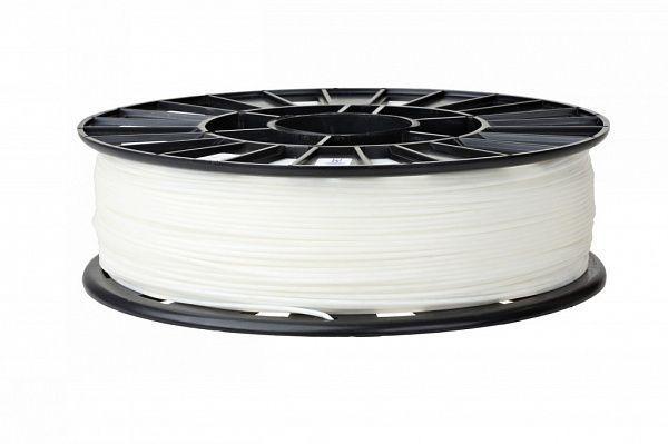 Rec pla пластик для 3d принтера ø1.75 белый 0,75кг