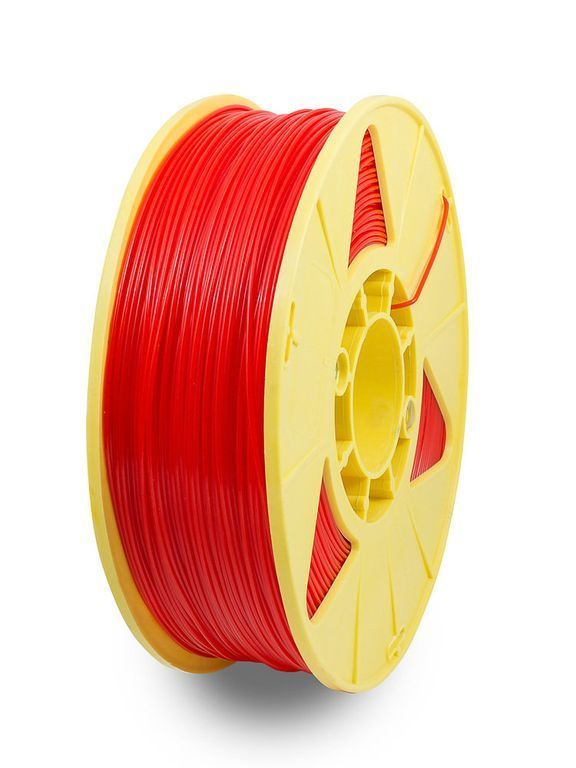 Print product pla geo  1.75 красный 1кг