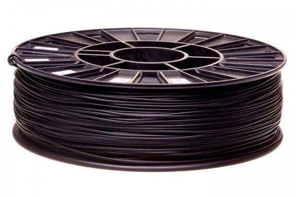 Rec rubber пластик для 3d принтера ø1.75 черный 0,75кг