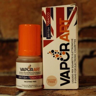 Vapoart British Tobacco