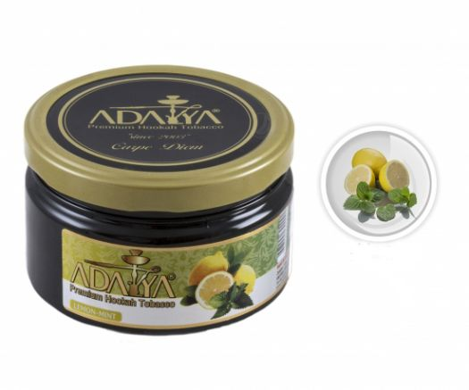 Табак для кальяна Adalya Lemon Mint (Лимон с мятой)