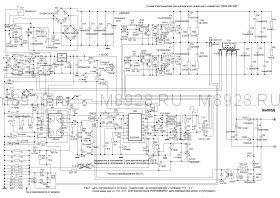 Схема сварочного аппарата ДОН 220.1