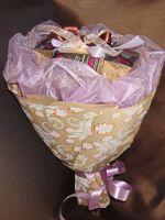 Букет c кофе  - подарочный набор