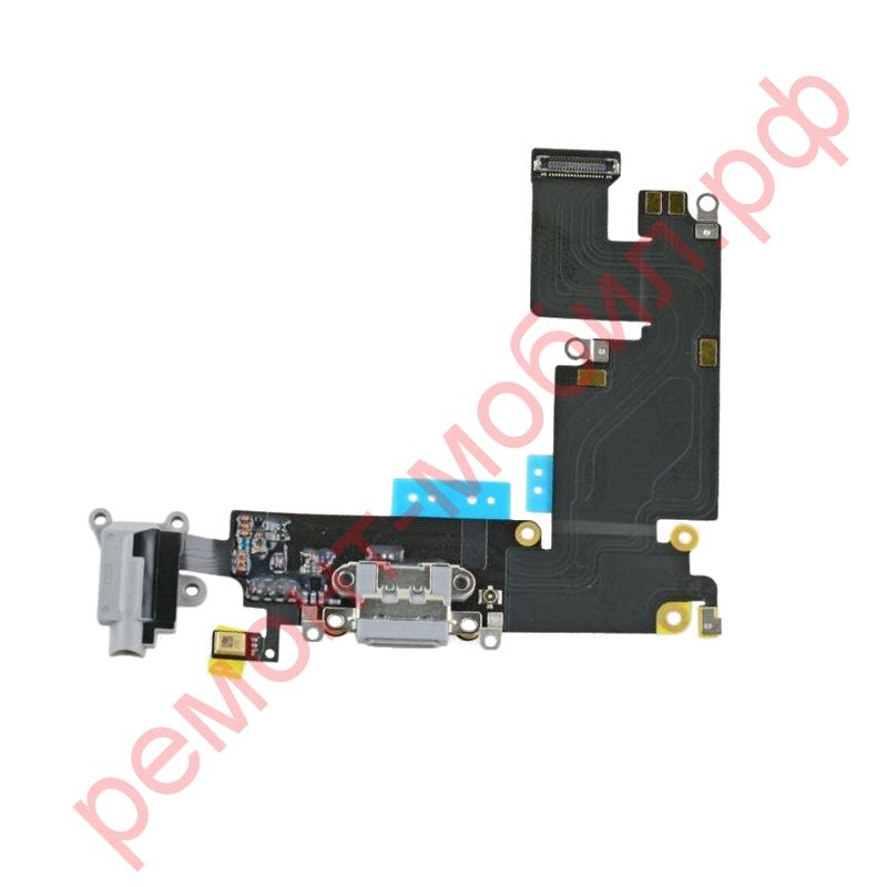 Шлейф с разъемом зарядки для iPhone 6s plus