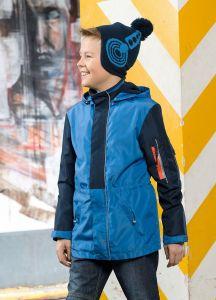 Демисезонная ветровка для мальчика от фирмы Пеликан