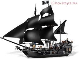 Конструктор King Пираты Черная жемчужина 16006 (4184) 804 дет