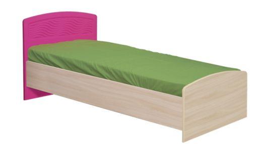 Акварель Кровать №9 (с основанием)