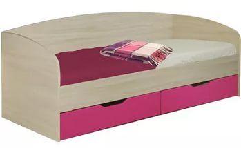 Акварель Кровать №10 с ящиками