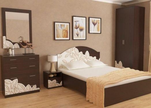 """Кровать 1.6 Оливия """"Люкс"""""""