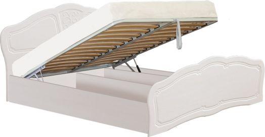 Тифани Кровать №2 1600 мм. с подъемным механизмом