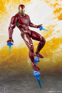 Фигурка Iron Man Mark 50 (Мстители: Война бесконечности)
